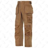 Snickers Canvas Plus Trousers 3214