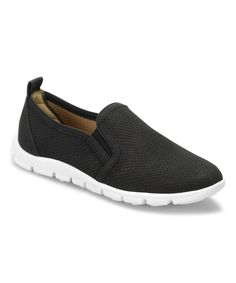 Take a look at this Black Cardea Walking Shoe today!