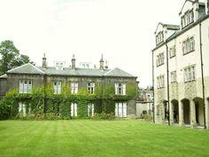 Devonshire Hall, Leeds University - My Home!