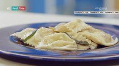 La ricetta dei ravioli con fonduta di Benedetta #MoltoBene
