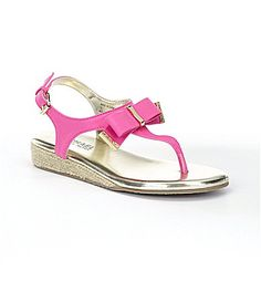MICHAEL Michael Kors Girls Perry Crysty Sandals #Dillards