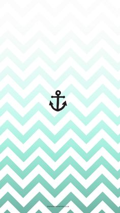 Free Drop Anchor iPhone Wallpaper