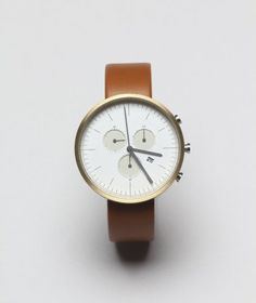 UniformWares Chrono - simple and beautiful and sold out. (booooo...)