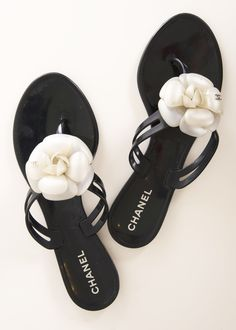 CHANEL FLATS @Michelle Flynn Coleman-HERS