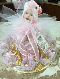 Baby chocolate basket Baby Party Favors, Chocolate Basket, Wedding Designs, Children, Boys, Kids, Sons, Kids Part, Baby Shower Favours
