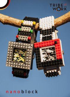 Waiting for Spring... #Nanoblock http://tribeatwork.com/en/nanoblock/