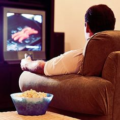 Too Much Sitting Tied to Higher Risk of Colon Polyps in Men