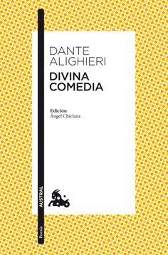 «Divina comedia» - Dante Alighieri - El autor quiso decir lo que nunca ha sido dicho de mujer alguna: la expresión de un amor que transciende las dimensiones físicas de este mundo y se convierte en pura espiritualidad http://www.planetadelibros.com/divina-comedia-libro-47200.html