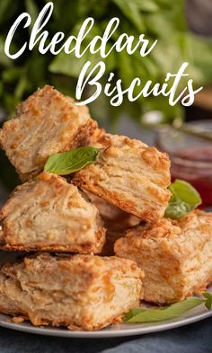 There's nothing like biting into homemade cheddar biscuits! This recipe makes fluffy, cheesy, oh-so-good biscuits that your entire family will devour. #breakfast #breakfastrecipe #cheddarbiscuits #cheddarbiscuitsrecipe #cheddardessert #dessert #dessertrecipe #sweetrecipe #deliciousrecipe
