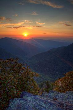 Smoky Mountains.