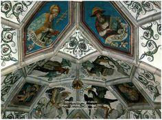 Bartlmä Dill Riemenschneider: Fresco, Kaltern unter der Mendel, South Tirol, St. Nikolaus church