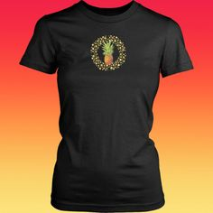 bfcf5b52 Pineapple, Curvy Women, Plus size clothing for Women, Pineapple pop art,  Boho, Boho clothing, Tshirt