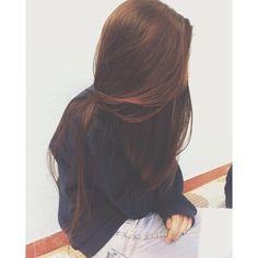 long hair. ♡