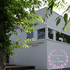 la maison de campagne #igawa_arch #cafe
