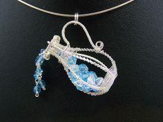 Aquarius Water-bearer pendant