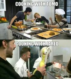 Cooking with MARS