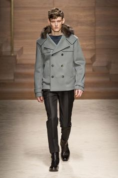 Salvatore Ferragamo Autumn (Fall) / Winter 2014 men's