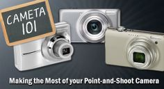 Using a point-and-shoot digital camera can be much more than just setting the dial to AUTO and letting it do all the work for you. Make the most of your compact camera with these tips, and capture amazing (and convenient) images like never before. http://www.cameta.com/blog/post/2014/05/20/Cameta-101-Making-the-Most-of-Your-Point-and-Shoot-Camera.aspx