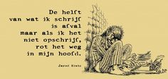 #citaten #schrijven #schrijver Quote van de week 50-2013 -- Tekstbureau Van Ginneken