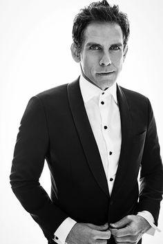 Francesco Carrozzini | Ben Stiller, L'Uomo Vogue | Ruska Bergman