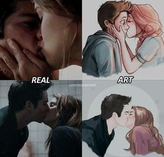 Page 4 Read from the story ⭐Imágenes de Teen Wolf⭐ by GtzCam (O´brien girl) with 293 reads. Teen Wolf Memes, Teen Wolf Quotes, Teen Wolf Funny, Teen Wolf Stydia, Teen Wolf Dylan, Teen Wolf Cast, Cute Couple Drawings, Cute Couple Art, Cute Couples