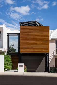 Best Ideas For Modern House Design : – Picture : – Description Claremont Residence / Keen Architecture Architecture Journal, Architecture Awards, Architecture Photo, Residential Architecture, Light Architecture, Amazing Architecture, Claremont House, Townhouse Designs, Australian Architecture