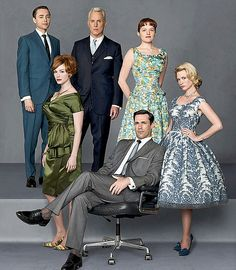 "gracefullyvintage: ""Mad Men """