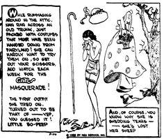 March 26, 1933.  NAN, a friend of BOOTS, as Little Bo Peep.