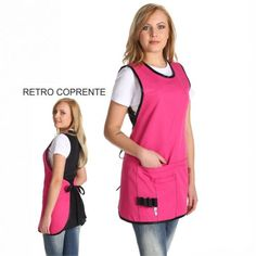 Girl Tips, Poncho, Work Wear, Retro, Aprons, My Style, Womens Fashion, Creative, Kitchen
