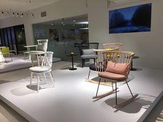 Andreu World Nub Chairs