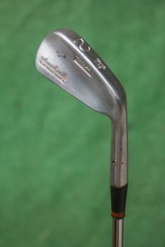Vintage Wilson Sam Snead Blue Ridge 2 iron blade - used golf club