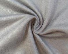 Suedine snake grey