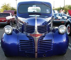 Mopars Trucks - 1930s through 1940s