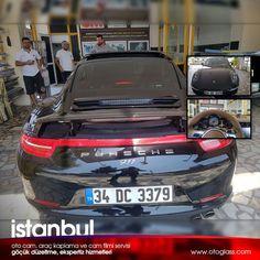 """Porsche 911 Carrera Ön Cam değişimi modifiye ve LLumar cam filmi uygulamaları yapıldı. Aracınız için doğru seçim """"İstanbul Oto Cam"""" Sefaköy. Servisimizde profesyonel """"Pilot Garage"""" ekspertiz hizmetleri verdiğimizi unutmayın. Kampanyalar ve fiyat bilgisi için bizi takip edin. Mucizevi usta eller sizi bekliyor. İstanbul Oto Cam ve Cam Filmi """"Sefaköy"""" - otoglass.com #lamborghini #ferrari #porsche #rolls-royce #otocam #camfilmi #istanbul #sefaköy #meguiars #mercedes #audi #bmw #fiat #peugeut…"""