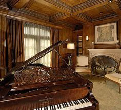 The Music Room...
