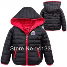 children boys winter thick down jacket coat warm waterproof overcoat baby Down Parkas outwear outfit free shpping zsf