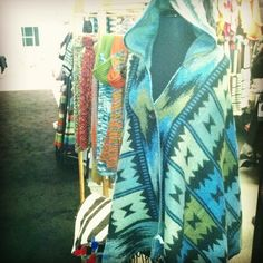 Poncho Love! Come and find this piece at www.theclothingcove.com