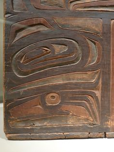 Artist Unknown.  Bent Wood Box (A).  Nelson-Atkins Museum