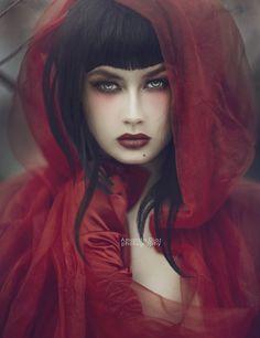 Fairy Tales by Amanda Diaz ~RED AFFAIR~