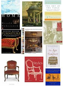 Decorative arts books... And descriptions.