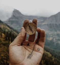 Compass - guide you through life of adventure and wanderlust