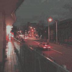 City and liths Aesthetic Themes, Red Aesthetic, Aesthetic Photo, Aesthetic Pictures, Aesthetic Anime, Vaporwave, The Wombats, Palette, Aesthetic Backgrounds