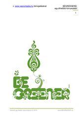 vászontáska- begreener élhetőbb környezetért - Oldal 8-9 - Powered by Publitas