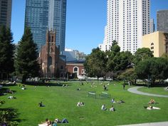 Yerba Buena Gardens Parking
