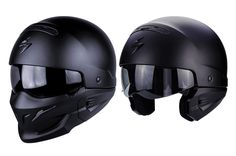 Scorpion Exo Combat (Matt Black) - Price: £169.99. http://infinitymotorcycles.com/product/scorpion-exo-combat-matt-black?gclid=CjwKEAjw7J3KBRCxv93Q3KSukXQSJADzFzVSAHz3-EzdoRmwVJp8lGpHAAsnoVImz01xhYPW16ry_RoCEHXw_wcB and/or http://scorpionsports.eu/english/products/helmets/street-helmets/exo-combat/exo-combat/exo-combat.html