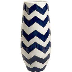 Chevron Vase at Joss & Main