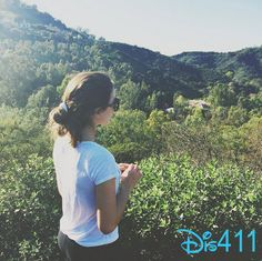 Photos: Rowan Blanchard Enjoying The Outdoors February 8, 2015 - Dis411