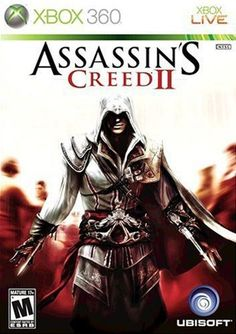 Assassin's Creed II Xbox 360 Game    http://www.videogameboutique.com/-