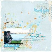 A Project by morgane44 from our Scrapbooking Gallery originally submitted 02/24/12 at 04:01 AM