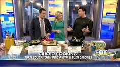 TV ALERT!  I'll show you how to get more bang for your buck when you cook, Sat. Mar. 28 at 8:30am EST on @FoxandFriends​!